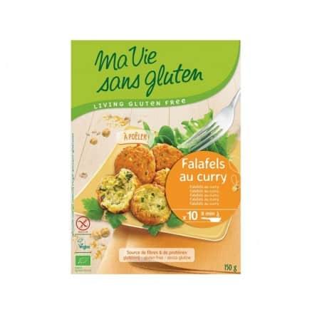 Falafels Légumes & Curry Sans Gluten