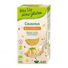 Couscous Multicéréales Sans Gluten