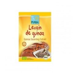 Levain de Quinoa Sans Gluten