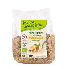 Mix Céréales & Légumineuses Riz de Camargue Sans Gluten