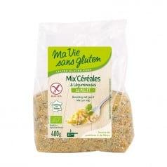 Mix Céréales & Légumineuses Millet Sans Gluten