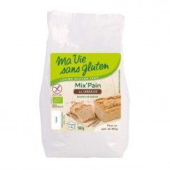 Mix Pain Sarrasin Sans Gluten