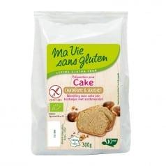 Préparation Cake Châtaigne & Souchet Sans Gluten