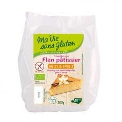 Préparation Flan Pâtissier Millet & Vanille Sans Gluten