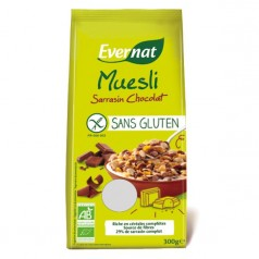 Muesli Sarrasin Chocolat Sans Gluten