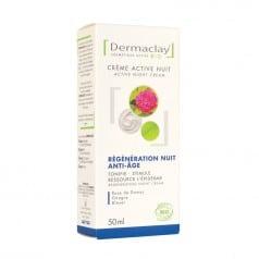 Crème Active Nuit Régénération Anti-age