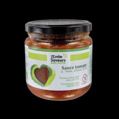 Sauce Tomate à l'Huile d'Olive Sans Gluten