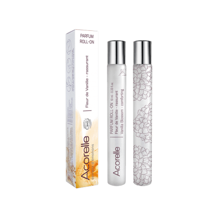 Parfum roll-on Fleur de Vanille