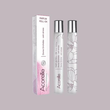 Parfum roll-on Divine Orchidée