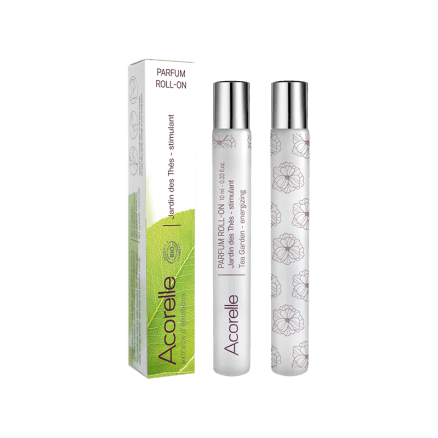 Parfum roll-on Jardin des Thés