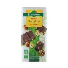 Chocolat Noir Noisettes Entières