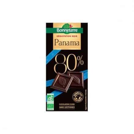 Chocolat Noir Panama 80 %