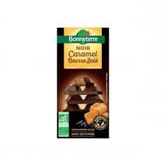Chocolat Noir Caramel Beurre salé
