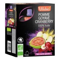 Gourdes Pomme Goyave Cranberry