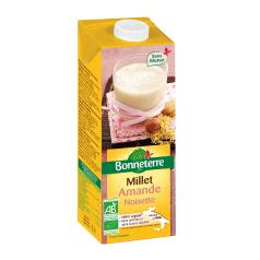 Boisson Millet Amande Noisette