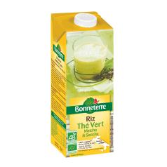 Boisson Riz Thé Vert Matcha & Sencha