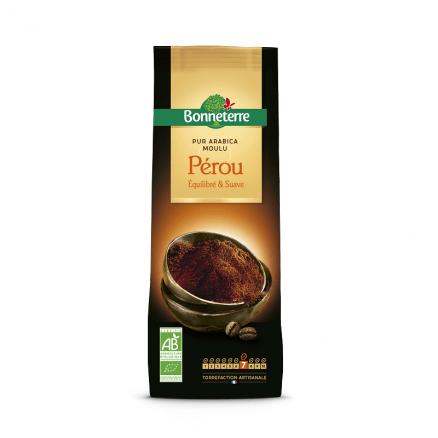 Café Moulu Pérou