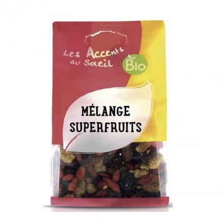 Mélange superfruits 100g