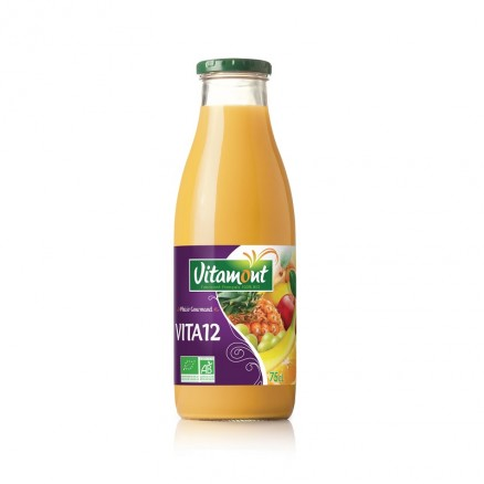 Cocktail Vita 12 Fruits