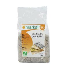 Graines Chia Blanc