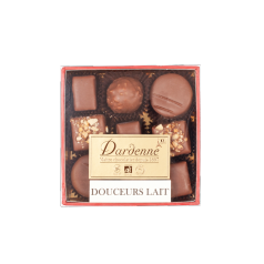 Assortiment Chocolat Douceurs Lait Sans Gluten