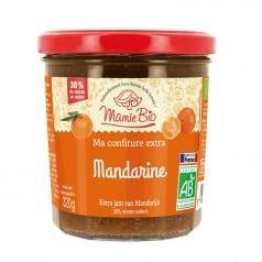 Confiture Mandarine Allégée en Sucres