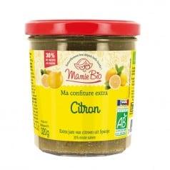 Confiture Citron Allégées en Sucres
