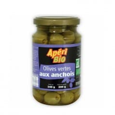 Olives Vertes Anchois