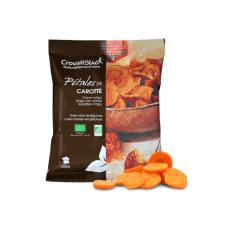 Chips Pétales de Carotte