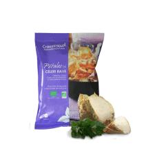 Chips Pétales de Céleri Rave