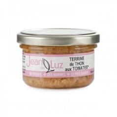 Terrine de Thon aux Tomates Bio
