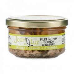 Filet de Thon Germon au Naturel