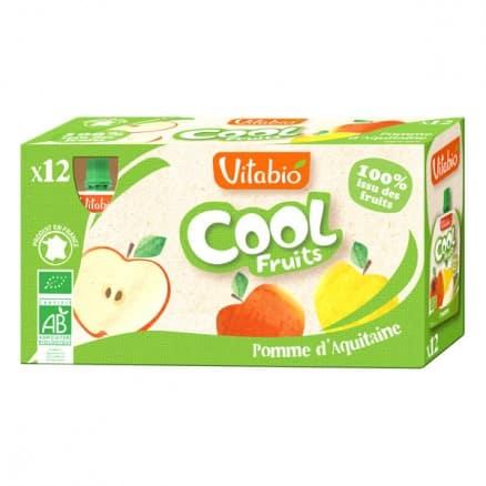 Cool Fruits Compote Pomme à Boire