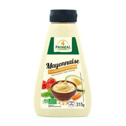 Mayonnaise à la moutarde de Dijon