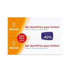 Duo Gel Dentifrice Enfant