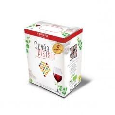 Vin Rouge Tempranillo Cuvée plaisir