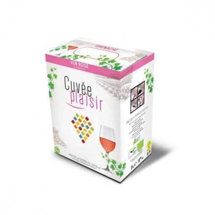 Vin Rosé Cuvée Plaisir