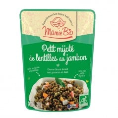 Le Mijoté Lentilles Jambon