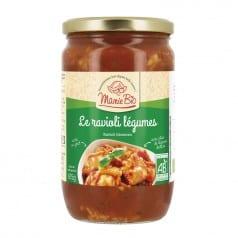Le Ravioli Légumes