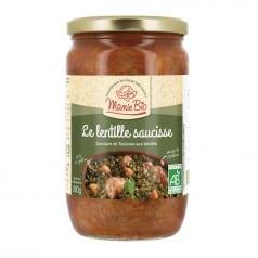 Le Lentille Saucisse