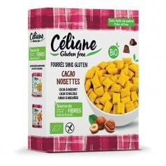 Céréales Fourrées Cacao Noisettes Sans Gluten