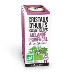 Cristaux d'Huiles Essentielles Mélange Provençal
