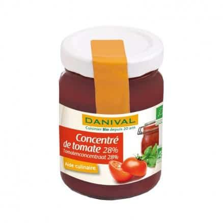 Concentré de Tomates 28%