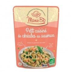 Petit Cuisiné Céréales Saumon