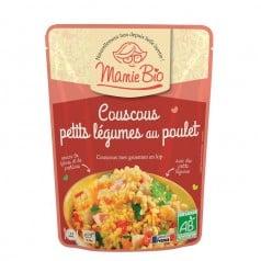 Couscous Légumes Poulet
