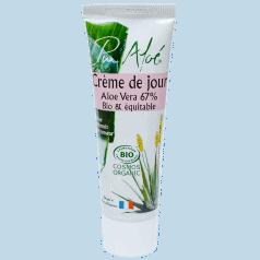Crème Visage Aloe Vera 67%