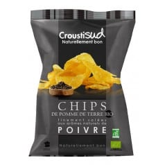 Chips au Poivre