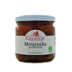 Moussaka au Mouton