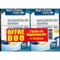 Duo Magnésium Marin B6
