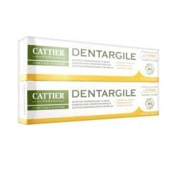 Duo Dentifrice Reminéralisant Dentargile Citron
